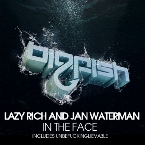 In The Face EP cover